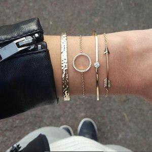Bangle Bracelet Set